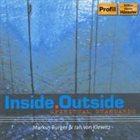 MARKUS BURGER Inside.Outside (with Jan von Klewitz) album cover