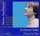 MARKUS STOCKHAUSEN In Deiner Nähe - Close To You album cover