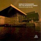 MARKUS STOCKHAUSEN Markus Stockhausen And The Metropole Orkest album cover