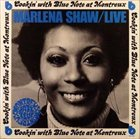 MARLENA SHAW Live at Montreux album cover