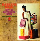 MARLENA SHAW Out of Different Bags album cover