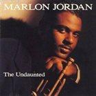 MARLON JORDAN Undaunted album cover