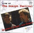 MARSHALL ALLEN Marshall Allen & Lou Grassi ‎: Live At The Guelph Festival album cover