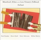 MARSHALL ALLEN PoZest (with Lou Grassi's PoBand) album cover
