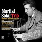MARTIAL SOLAL Complete Recordings 1953-1962 album cover