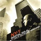 MARTIAL SOLAL NY-1: Martial Solal Live at The Village Vanguard album cover