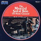 MARTIAL SOLAL On Home Ground album cover