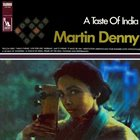 MARTIN DENNY A Taste of India Album Cover
