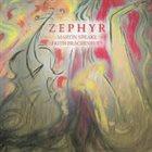 MARTIN SPEAKE Martin Speake, Faith Brackenbury : Zephyr album cover