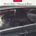 MARTIN TAYLOR Change of Heart album cover