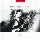 MARTIN TAYLOR Don't Fret! album cover