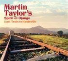 MARTIN TAYLOR Last Train to Hauteville album cover