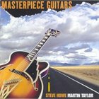 MARTIN TAYLOR Masterpiece Guitars (with Steve Howe) album cover