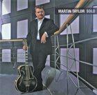 MARTIN TAYLOR Solo album cover