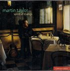 MARTIN TAYLOR Spirit Of Django album cover