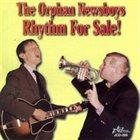 MARTY GROSZ Rhythm for Sale! album cover