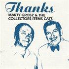 MARTY GROSZ Thanks album cover
