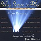 MARTY KRYSTALL Silver Screen in Blue album cover