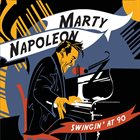 MARTY NAPOLEON Swingin at 90 album cover