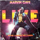 MARVIN GAYE Live At The London Palladium album cover