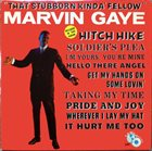 MARVIN GAYE That Stubborn Kinda Fellow album cover
