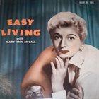 MARY ANN MCCALL Easy Living album cover