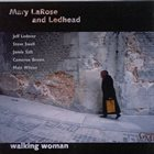 MARY LAROSE Walking Woman album cover
