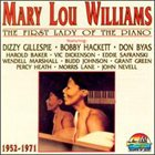 MARY LOU WILLIAMS The First Lady of the Piano: 1952-1971 album cover