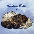 MASAHIKO SATOH Masahiko Plays Masahiko #2 album cover