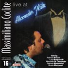 MASSIMILIANO COCLITE Live At Alexander Platz album cover