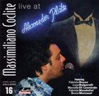 MASSIMILIANO COCLITE Live At Alexander Platz album cover