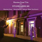 MASSIMO FARAÒ Massimo Farao Trio : Plays Standards 101 A To Z album cover