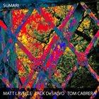MATT LAVELLE Matt Lavelle, Jack De Salvo & Tom Cabrera : Sumari album cover