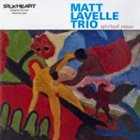 MATT LAVELLE Matt Lavelle Trio : Spiritual Power album cover