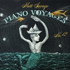 MATT SAVAGE Piano Voyages album cover