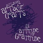 MATT WILSON An Attitude For Gratitude album cover