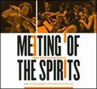 MATT WILSON Meeting of the Spirits album cover
