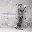 MATTHEW HALSALL On the Go album cover