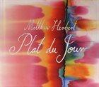 MATTHEW HERBERT Plat Du Jour album cover