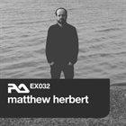 MATTHEW HERBERT RA.EX032 Matthew Herbert album cover