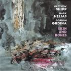 MATTHEW SHIPP Matthew  Shipp / Mark Helias / Gordon Grdina : Skin and Bones album cover