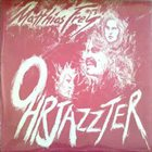 MATTHIAS FREY Ohrjazzter album cover
