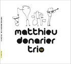 MATTHIEU DONARIER Live Forms album cover