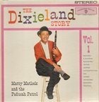MATTY MATLOCK The Dixieland Story Vol.1 album cover
