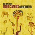MAURI SANCHIS What Did You Expect? album cover