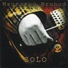 MAURIZIO BRUNOD Solo album cover