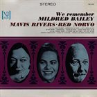 MAVIS RIVERS We Remember Mildred Bailey album cover