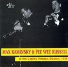 MAX KAMINSKY Copley Terrace 1945 album cover