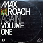 MAX ROACH Again Volume One (aka This Night Mountain aka Max Roach And Friends  Volume 1) album cover