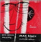 MAX ROACH In Concert album cover